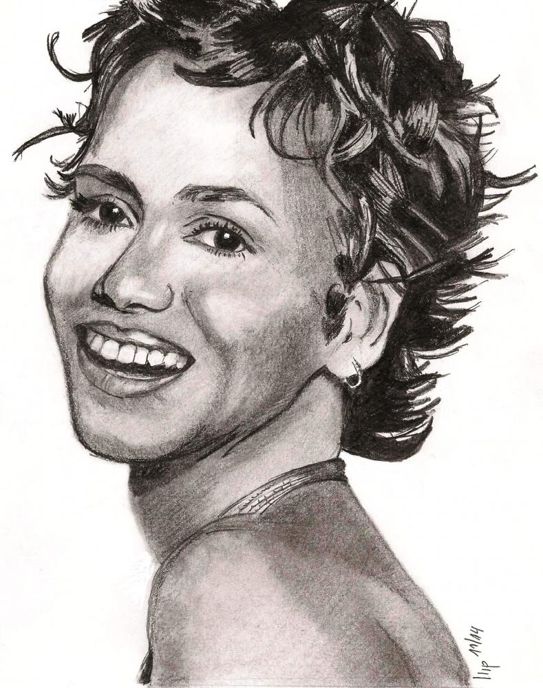 Halle Berry by patrick